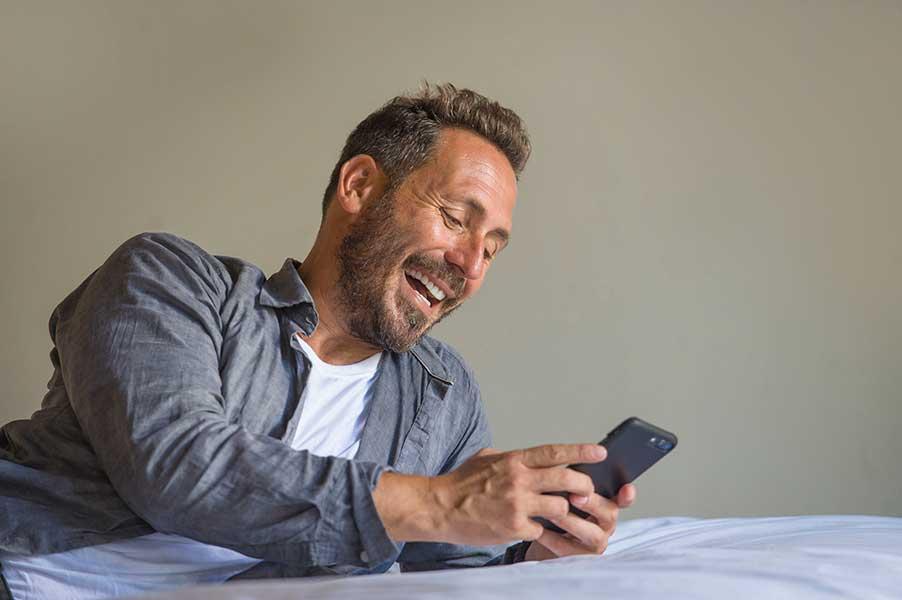 Dating-App Tinder als Flirt-Mekka für Verheiratete